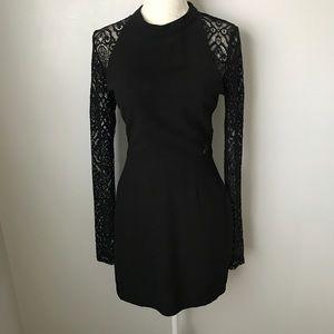 Lacy Black dress
